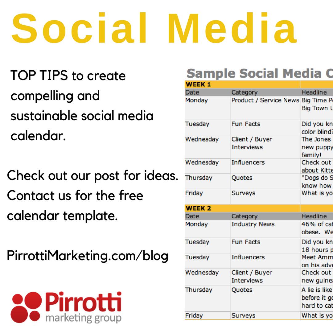 Social Media: Content