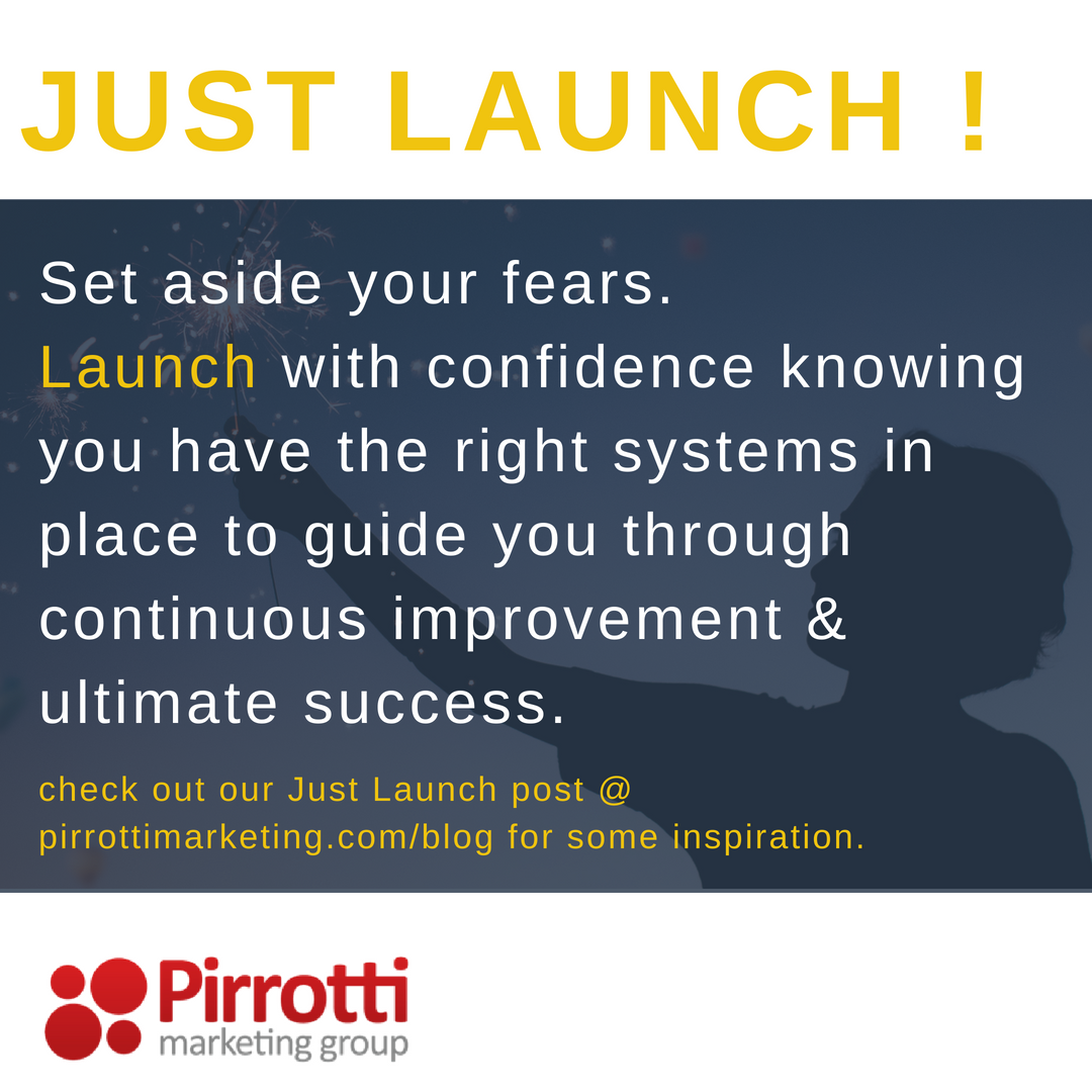 Just launch!